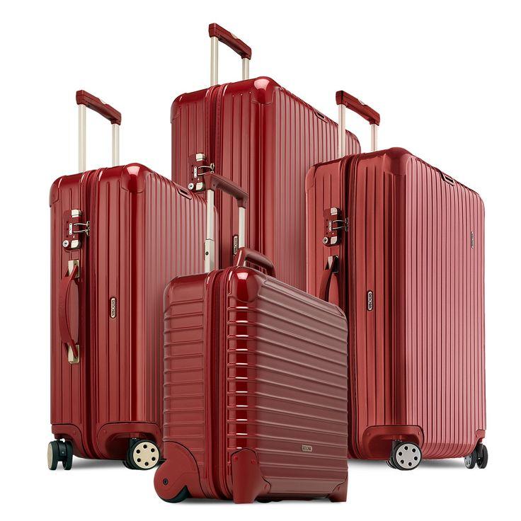 103 best Luggage images on Pinterest | Travel essentials, Travel ...