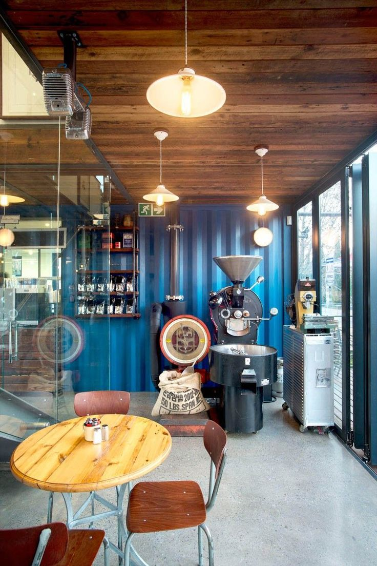 Best 25 Container Coffee Shop Ideas On Pinterest