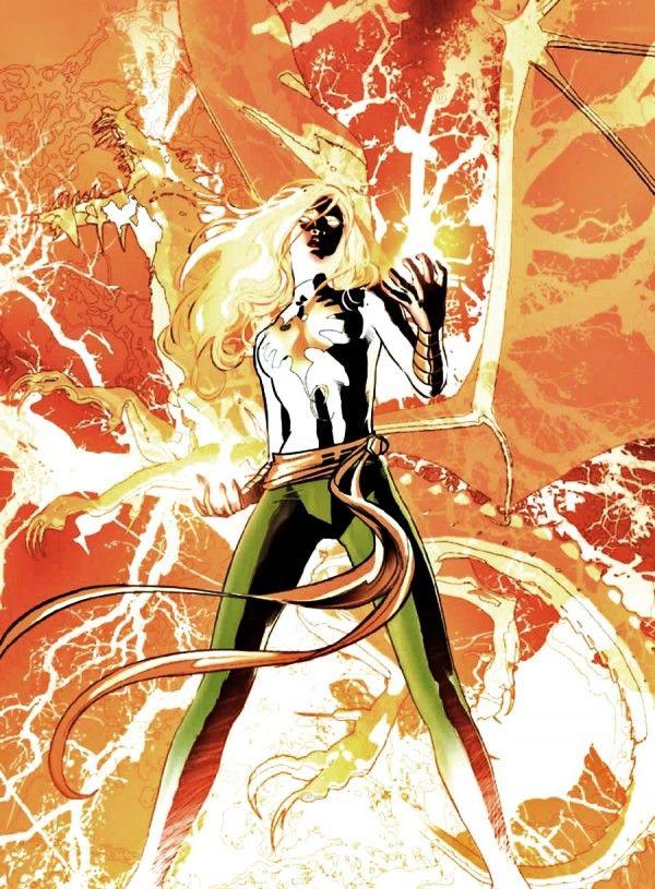 Fongji Wu - The new Phoenix.