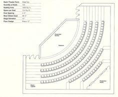 Galeria de Como projetar assentos para teatro: 21 layouts detalhados - 13