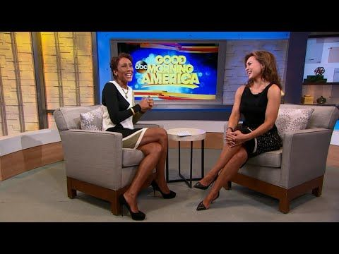 Former QVC Host Lisa Robertson on Good Morning America