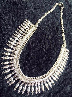 New arrivals German silver necklaces   Buy online Silver Jewellery   Elegant Fashion Wear