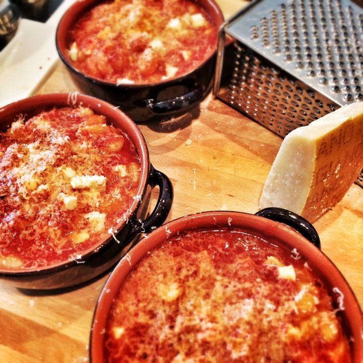 Gnocchi al tegamino #buon #appetito #homemade #ilsolitomenu #food #foodblog #recipe #travelguide #restaurantreview #followus @ciriopassion
