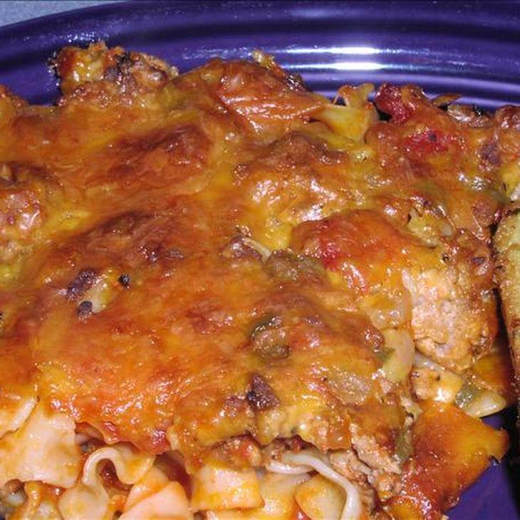 Weight Watchers Grandma's Casserole Recipe