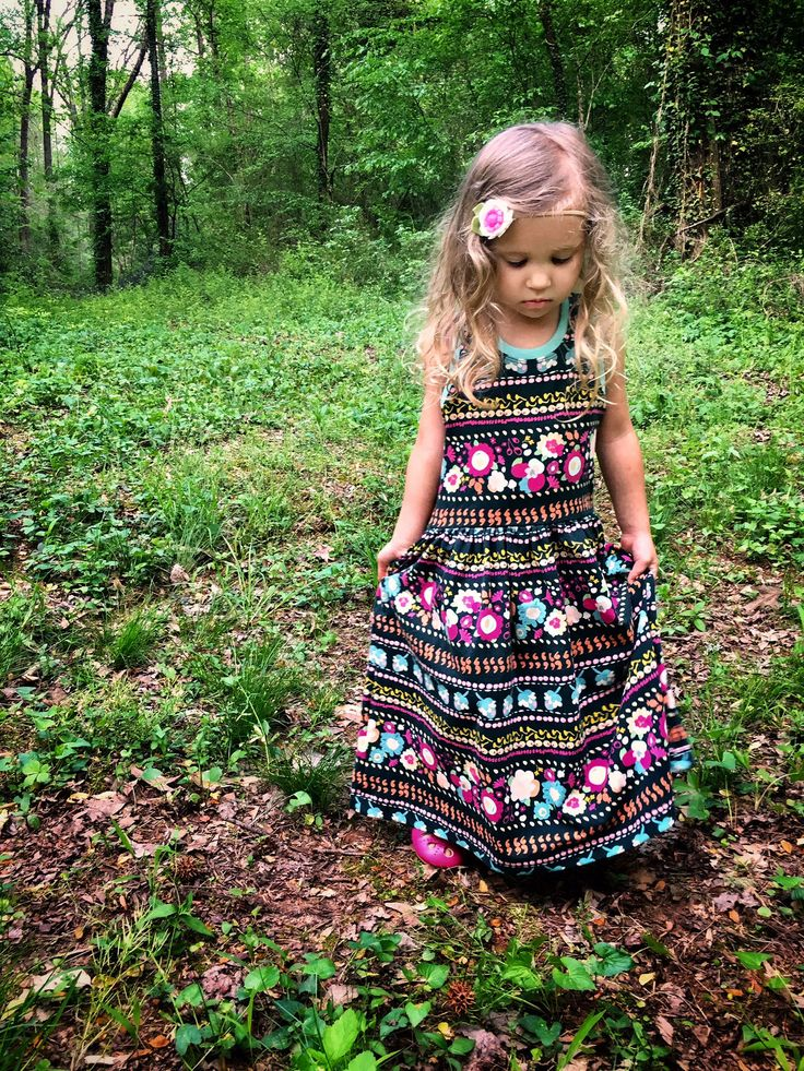 Girls maxi dress - toddler maxi dress - girls dress - girls racerback dress - girls summer dress - summer clothes for girls - toddler dress by UpperLooper on Etsy https://www.etsy.com/listing/526547295/girls-maxi-dress-toddler-maxi-dress