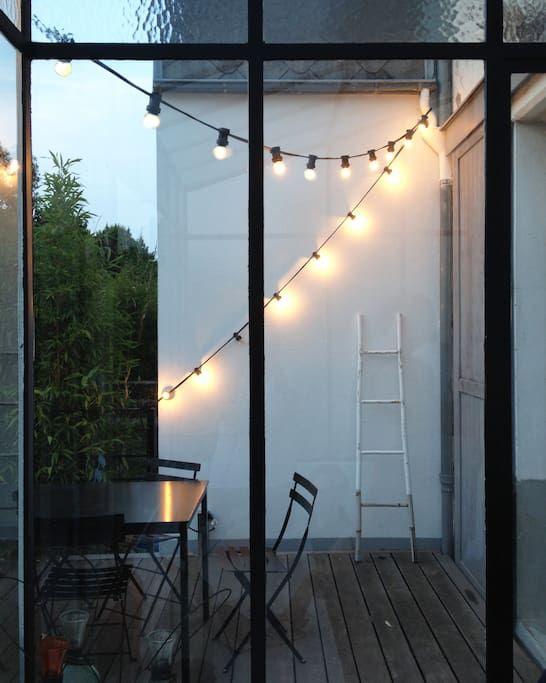 Regardez ce logement incroyable sur Airbnb : Charming 1920 house, Centre Nantes - Maisons à louer à Nantes