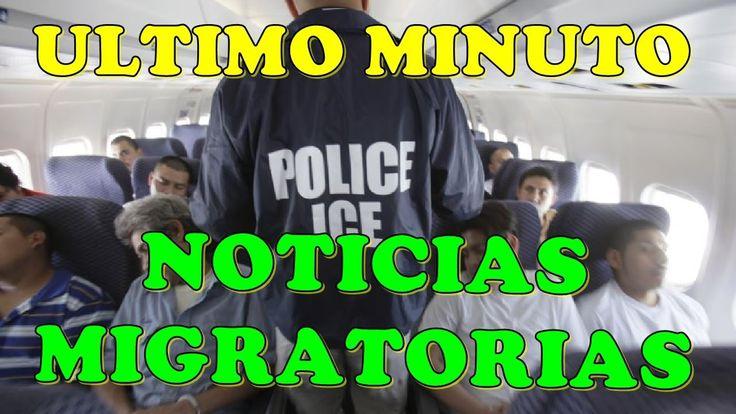 RESUMEN DE NOTICIAS MIGRATORIAS eeuu 2017 ABRIL 11 ultimo minuto, MIGRAT...