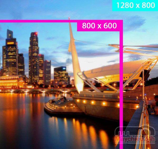 Máy chiếu LED HD 720P BullPro BP600