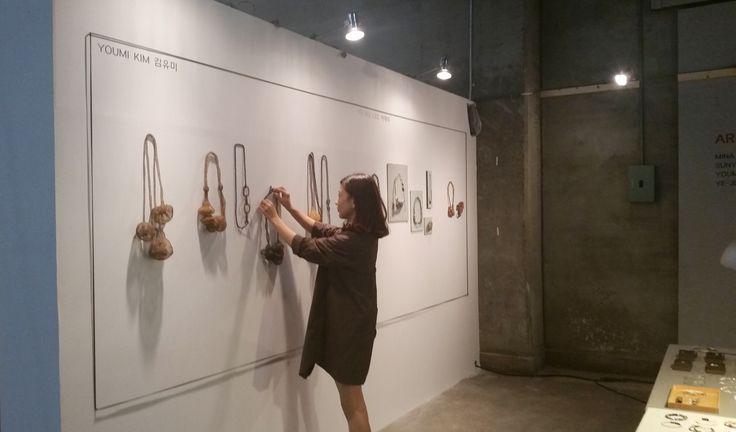 cheongju international crafts fair, Youmi Kim
