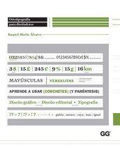 Ortotipografía para diseñadores Raquel Marín Álvarez  17 x 21 cm 128 páginas ISBN: 9788425226038 Rústica 2013  Disponible en eBook a partir del 11 de diciembre 2013 *Por leer*