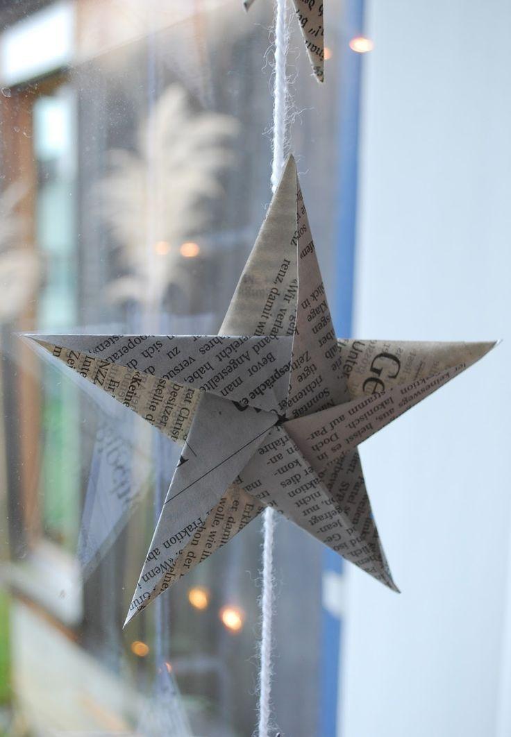 mamas kram: Origami Sterne