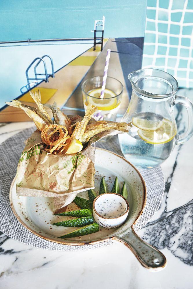 А вы уже открыли сезон корюшки? #пряностинабелинского #корюшка #fish #smelt #ginzaproject #yummy #russian