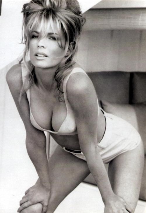 Kim Basinger. If I was into chicks.....