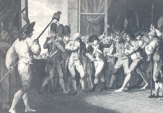 nationalism and the french revolution Prior to the french revolution, france was made up of a social hierarchy that was defined by birth the monarch and aristocrats held the most power in that society.