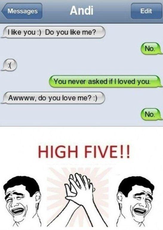 Funny texts - http://www.jokideo.com/