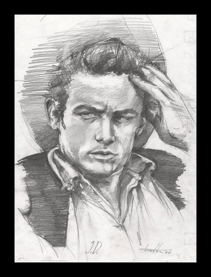 James Dean © Caleidoscopio Art Project