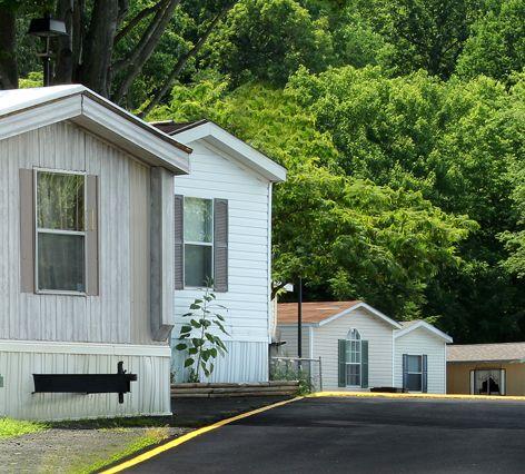 Forest Park Mobile Home Community In Manassas VA