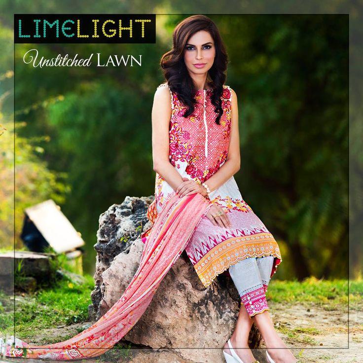 Limelight Unstitched Lawn 2016 Summer Dresses