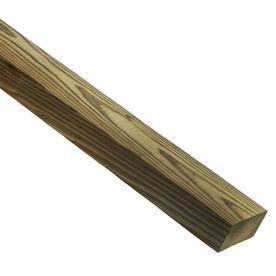 prime pressure treated lumber common 2 x 4 x 8 actual 1 5 in x