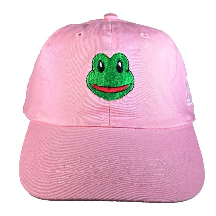 Frog Emoji Hat