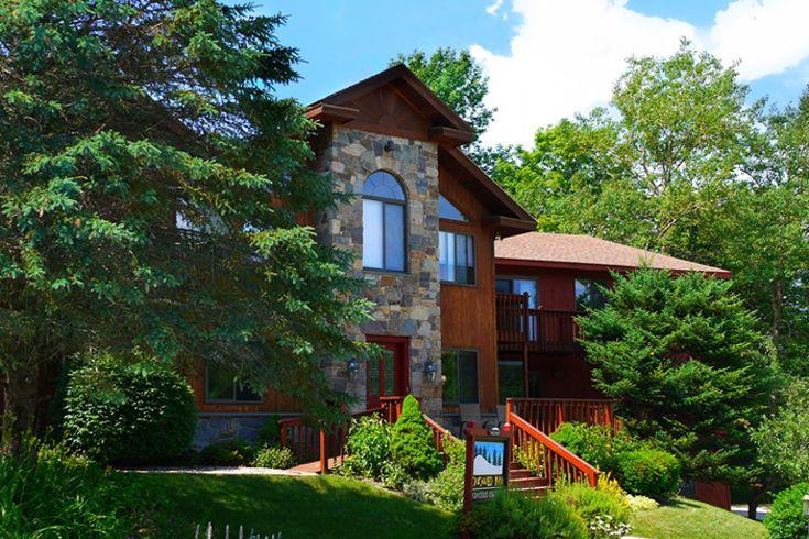 Active Killington Inn for sale in the largest ski resort area of Vermont. #innforsale #vermont #killington