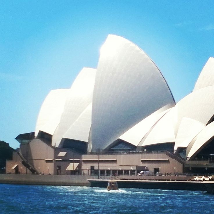 Sydney Opera House - I never tire of this view
