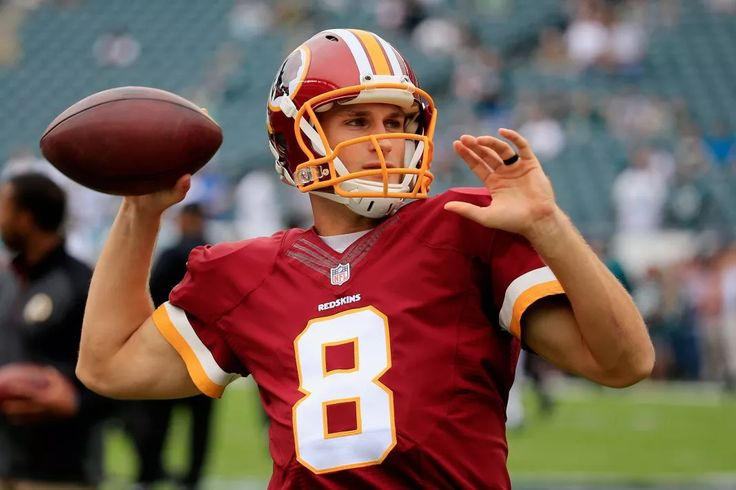 Redskins QB Kirk Cousins Letting God Handle His Contract Negotiations