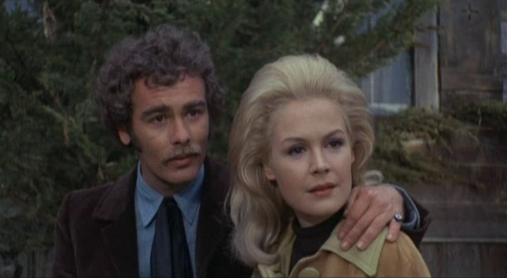 """""""The Dunwich Horror"""" (1970) with Dean Stockwell"""