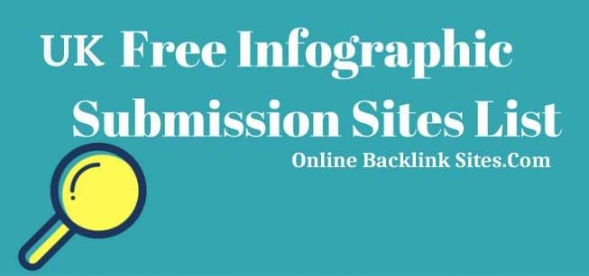 Infographic submission is one of the easiest ways of getting backlinks from a high - quality website. It also helps to increase your keyword ranking on search engines in a short time. Below is the best list of Infographic Sites, Use them and exposure organic traffic on your website.