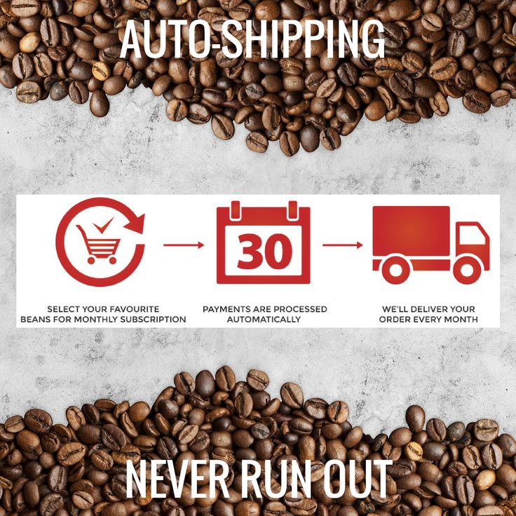 ATTENTION Coffee Lovers!! Do you ever run out of coffee? You don't have to! We have this great coffee subscription where you have your coffee delivered each month. It's really easy and the perfect way to make sure you don't run out of coffee beans. Find out more here:  #coffeebeans #coffee #coffeelovers #coffeesubscription #coffeelove