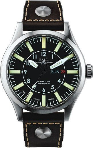 Ball Watch Company Aviator #bezel-fixed #bracelet-strap-leather #brand-ball-watch-company #case-depth-13-3mm #case-material-steel #case-width-46mm #date-yes #day-yes #delivery-timescale-4-7-days #dial-colour-black #gender-mens #luxury #movement-automatic #official-stockist-for-ball-watch-company-watches #packaging-ball-watch-company-watch-packaging #style-dress #subcat-engineer-master-ii #supplier-model-no-nm1080c-l3-bk #warranty-ball-watch-company-official-2-year-guarantee…