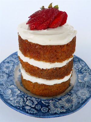 """Carrot Torte... Anne of Green Gables April: """"He Called me Carrots"""""""