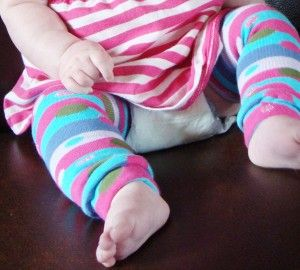 How to make baby leg warmers! <3