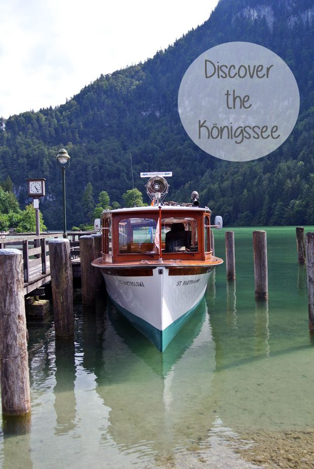 What to see at Königssee? I show you the most interesting places: https://christineunterwegs.com/2016/08/07/reisen-koenigssee/