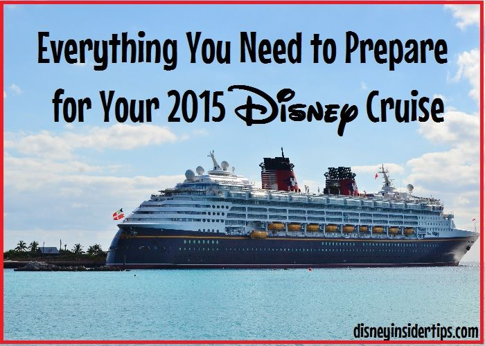 preparing for a cruise vacation Preparations needed prior to departure include: cruise pre-registration, required personal identification & travel documents, travel insurance, what to pack and more.