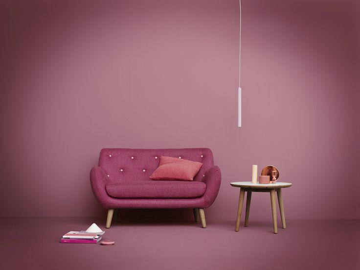 Think pink <3 Herman in Vendy Pink