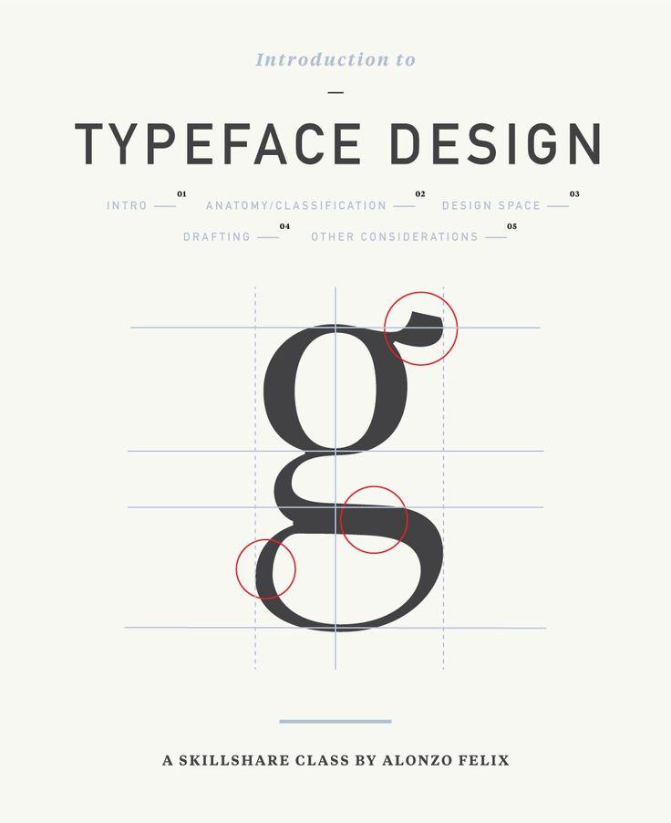 Introduction to Typeface Design - Skillshare