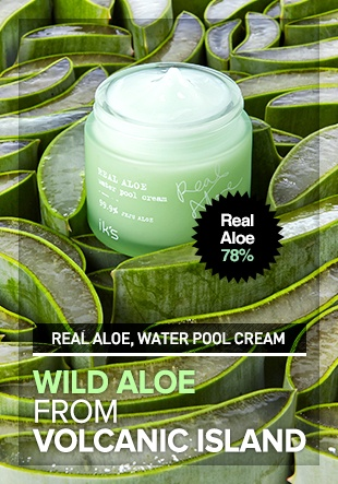 THE HUB OF KOREAN BEAUTY SECRETS - wishtrend, Real Aloe