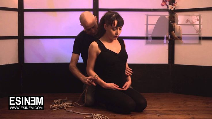 Gote shibari demonstration: Control & tying wrists. A short clip from my forthcoming tutorial DVDs