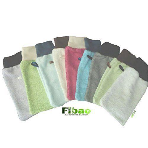Gant démaquillant peaux normales à acnéiques: remplace 600 cotons jetables s'utilise avec de l'eau et du savon ou vos produits habituels…