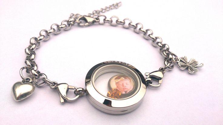 memory bracelet. www.juuls-sieraden.nl