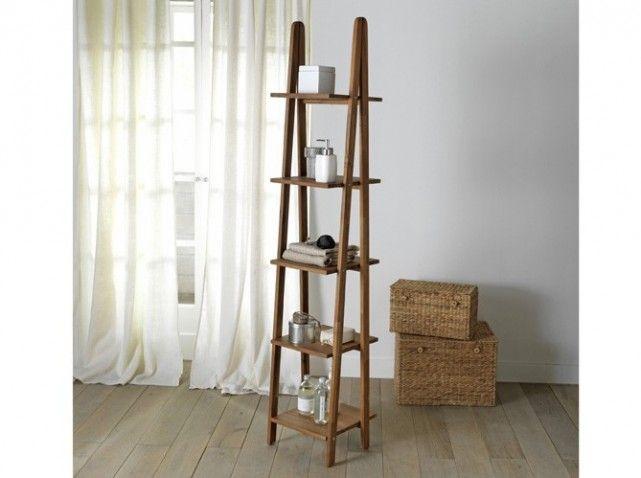 echelle en bois ikea. Black Bedroom Furniture Sets. Home Design Ideas