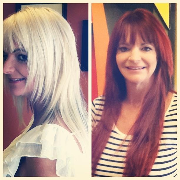 New Concepts International Hair Salon - hey look my moms on Pinterest