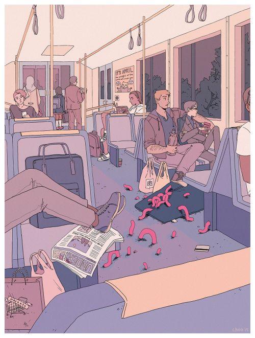 f choo - commute