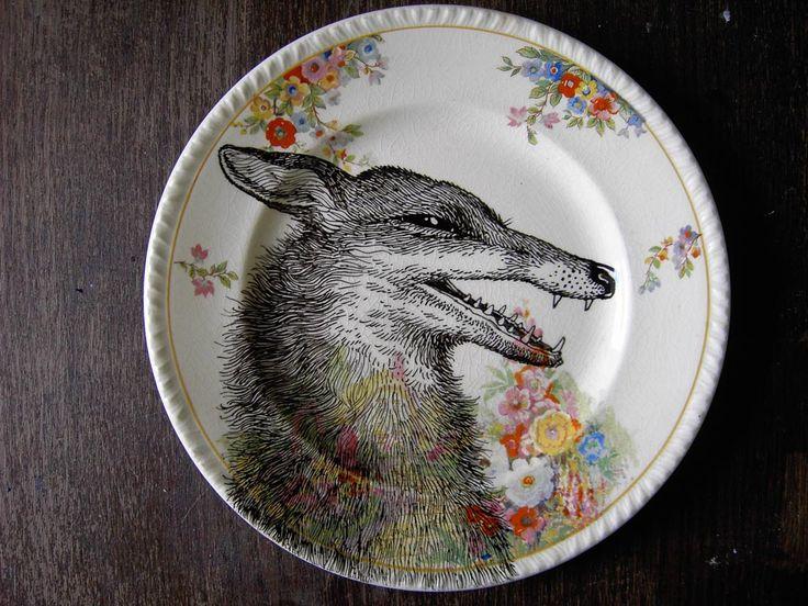 Technicolour: Animal Ceramics by Magda Boreysza