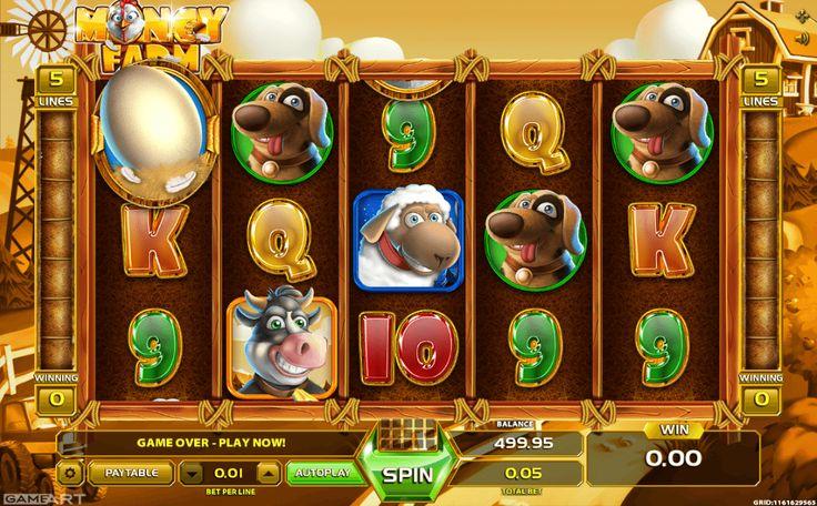 Money Farm - http://www.automaty-ruleta-zdarma.com/automat-money-farm-online-zdarma/