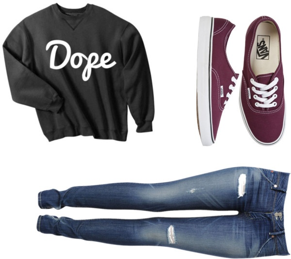 """Untitled #109"" by fashionfreak3211 ❤ liked on Polyvore , perfect if your going for the relaxed look"