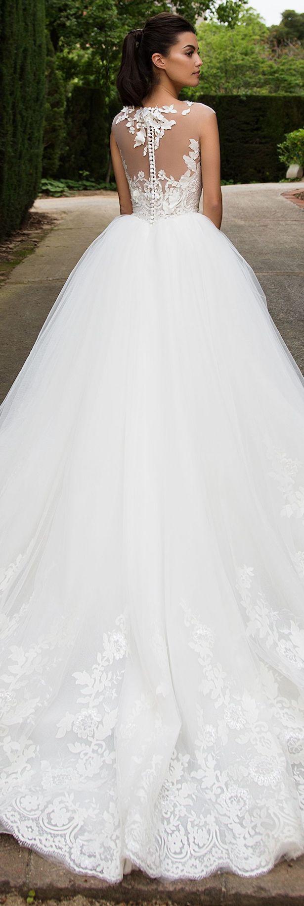 Wedding Dress by Milla Nova White Desire 2017 Bridal Collection - Norina