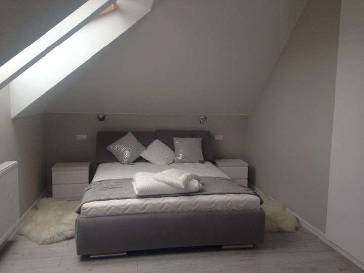 Sypialnia prawie gotowa ;)