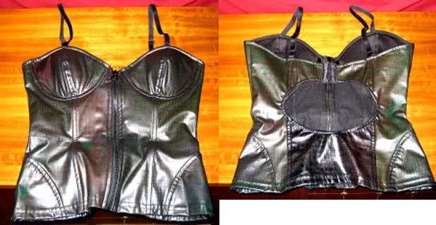 LIP SERVICE Mood Swing bustier corset top #74-35